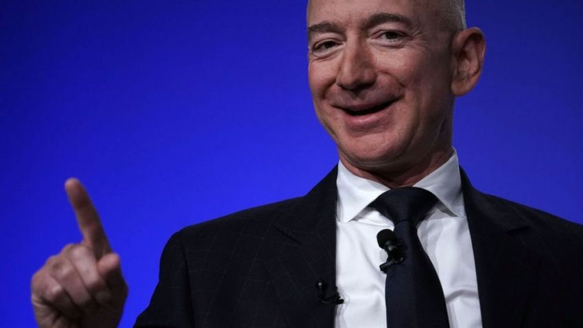 JEFF BEZOS SETS A NEW RECORD ON WEALTH