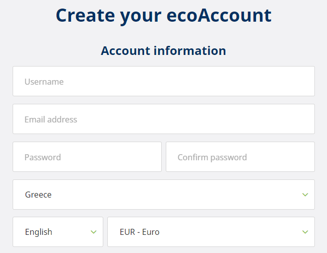 ecopayz registration